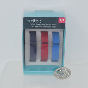 Fitbit Flex Jewelry Charm and Accessory Wristbands